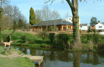 Coltsford Mill Corporate Entertainment & Teambuilding Venue